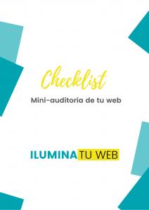 Checklist Mini-auditoría de la web
